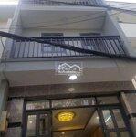 Nhà 3x6m-2 lầu 2 phòng ngủ3wc-hẻm ôtô-kinh doanh ok