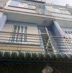 Nhà 3 tầng sân thượng-dt 3x8m-đường ôtô-shr
