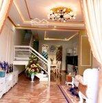 Nhà mê phong cách cổ điển (5x21m) giá chỉ 1,850 ty