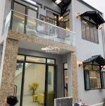 Bán nhà đẹp hẻm 2129 huỳnh tấn phát - 8x5m - trệt , lầu , 2 phòng ngủ 2 vệ sinh- giá bán 2.85 tỷ .