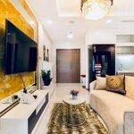 Cho thuê ch 2 phòng ngủ 97m2, full đồ đẹp, view thành phố tại sun grand city, 20 tr/th, liên hệ: 0981265636