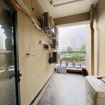 Cho thuê chung cư tại vov mễ trì rộng 86m2