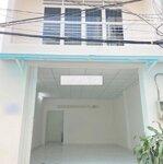 Nhà 4m nguyễnquýyêm 5x10 1 tầng1 lầu 2 phòng ngủgần bx miềntây