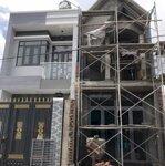 Kẹt tiền, bán nhà 1 lầu 4m*12.8m sắp hoàn thiện 3 phòng ngủ 2 vệ sinh hoàn công đầy đủ, sổ riêng hỗ trợ vay