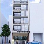 Bán tòa nhà 8x25m nguyễn tuân, phường 3, gò vấp