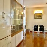 Cho thuê 113 trung kính nhà 98m2, 2 phòng ngủ chính 1 phòng ngủ nhỏ, 1 phòng khách, bếp full đồ