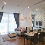 Vinhomes d''capitale cho thuê căn hộ 3 pn - 2vs, full đồ đẹp giá bán 17 triệu/th lh xem nhà ngay: 0845668222