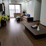 Cho thuê căn 3 phòng ngủ- full nội thất, cc starcity - lê văn lương - 115m2