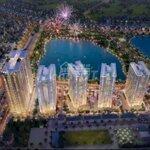 Chung cư epic home 121m2 3 phòng ngủview hồ an bình