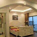 Cho thuê biệt thự vinhomes riverside the harmony 168m2, 5 pn full nội thất cao cấp, có thang máy