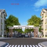 Mở bán đợt 1 dự án đại từ garden city