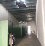 Nhà xưởng nhà kho 180m2 điện biên phủ