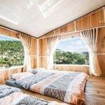 Nhà gỗ cho thuê trung tâm dalat