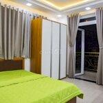 Căn hộ dịch vụ,30m² 1 phòng ngủfull nt đường cây trâm