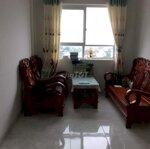 Cho thuê căn hộ chung cư phú tài. có nội thất