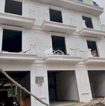 Dự án nhà phố chung cư cao cấp shr tp bến tre