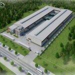 Cho thuê nhà xưởng có cầu trục xây dựng tại yên mỹ - hưng yên, dt 10.000m2, giá 2.5usd/m2 lh0906131889