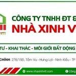 Cho thuê mini house cao cấp tại kdc thương mại minh trí