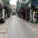 Bán nhà mặt phố Nguyễn Chính - Hoàng Mai; DT: 85m2 – MT: 4m – KD đỉnh - 6,95 tỷ.