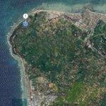 Bán mặt tiền view biển đảo phú quý