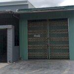 Cho thuê xưởng mặt tiền đường 5.5m tái định cư đà sơn, liên chiểu, thích hợp làm kho, bãi, xưởng