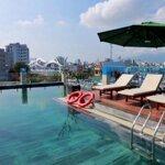 Căn hộ có hồ bơi ở cầu trần thị lý 3, 5 triệu
