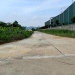 Bán đất công nghiệp thuộc dự án cụm công nghiệp lạc thủy