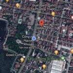 Bán đất tặng nhà 3 tầng 100m2 phường hai bà trưng, phủ lý, vị trí trung tâm, diện tích 98m2