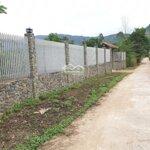 Cần bán lại trang trại nghỉ dưỡng tại xã hòa ninh dưới chân núi bà nà có gần 1000m2 đất ở giá tốt