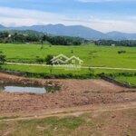 Cần truyển nhượng lô đất-diện tích7400m có 400m thổ cư tại xã hoà sơn -hb