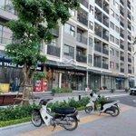 Bán shop thương mại chân đế chung cư, vị trí đắc địa, cực tiện kinh doanh dự án vinhomes ocean park