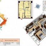 Căn thương mại hòa khánh 72m2- 2 phòng ngủbao sang tên