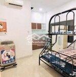 Căn hộ dịch vụ full nt 24m² 1 phòng ngủcho sinh viên q12