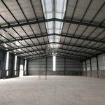 Chính chủ cho thuê kho , xưởng pccc tại quán toan - hồng bàng - hp ,diện tích: 500-1000-5000m