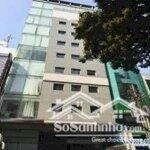 Cho thuê tòa nhà mặt tiền đề thám, quận 1 (6mx20m) 7 tầng giá bán 190 triệu/th 0903328929