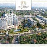 Căn hộ dịch vụ, mini thành phố pleiku 30.000m²