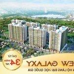 Cơ Hội Trở Thành Cư Dân Của Thành Phố Phía Đông Sài Gòn Cùng New Galaxy Chỉ Với 250 Triệu