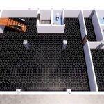 Cho thuê nhà gần ngã ba phủ, bình giang, hd 167m2/sàn, 3 tầng, cho thuê lâu dài