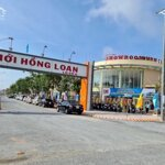 Bán nền đường D13 Khu dân cư Hồng Loan hướng ĐN