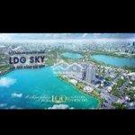 Ldg sky - căn hộ cao cấp view hồ