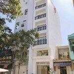 Cho thuê khách sạn mặt tiền đường - đường trần quang khải - phường tân định - quận 1