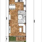 Bán căn nhà phố 4 tỷ 1 trệt 2 lầu 100m2 bàn giao thô bên trong, ngân hàng cho vay 70% liên hệ: 0902948508