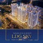 20 suất nội bộ căn hộ ldg sky trong làng đại học