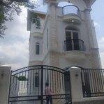 Còn 1 căn duy nhất biệt thự villa nằm trên mặt tiền đinh đức thiện 127m2