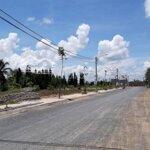 Bán đất huyện châu thành a 156m²
