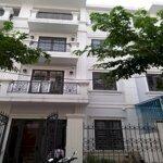 Cho thuê nhà mặt phố thành phố giao lưu, 130mx 6 tầngmặt tiền8m làm showroom, văn phòng