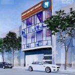 Cho thuê nhà 4 tầng, xây mới mặt phố hồ sen - cầu rào ii, hải phòng, mặt tiền 7,6m