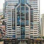 Cho thuê văn phòng chuyên nghiệp 176m2 tòa viwaseen, 48 tố hữu, giá thuê cực rẻ