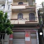 Cho thuê nhà mặt đường phan chu trinh, hồng bàng, hải phòng - mặt tiền: 6m