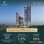 Chỉ 160 triệu đã sở hữu căn hộ s-premium sky oasis - tuyệt phẩm nghỉ dưỡng giữa lòng ecopark, ck 13.5%